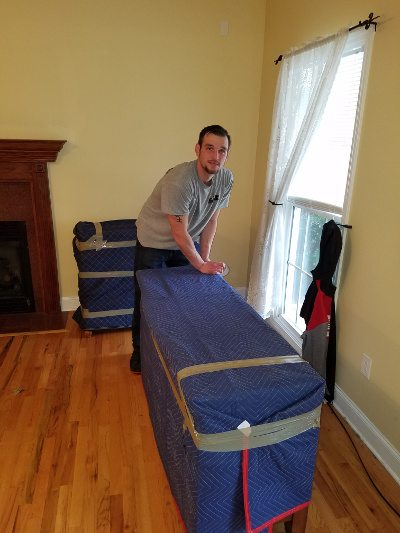 Packing Services in Hickory, North Carolina