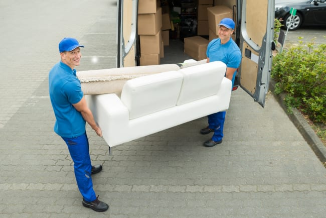 Strapped for Cash? 4 Reasons Why Furniture Movers are Worth the Expense