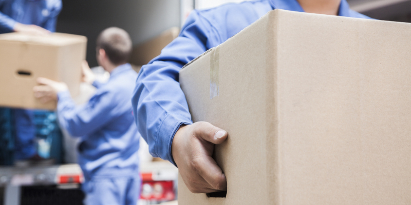 Movers will eliminate stress and make your move go smoothly