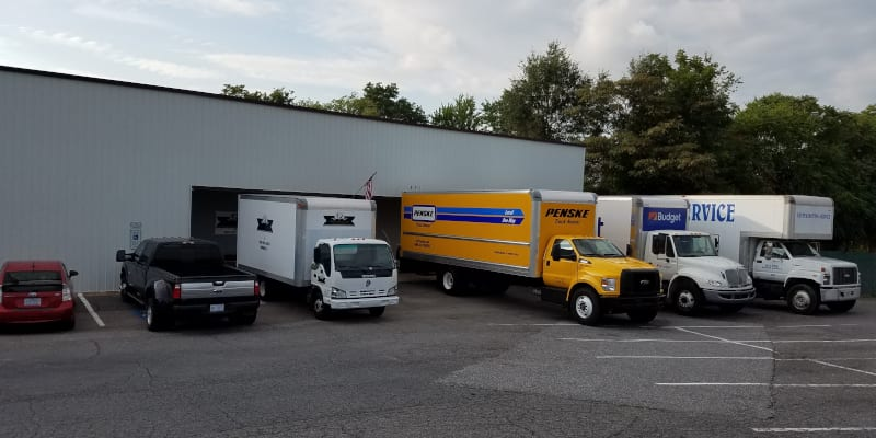 Ashe Van Lines Moving & Storage office